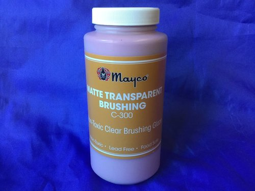 Mayco C 300 Transparent Matt  473 ml